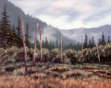 Alaskan Totems